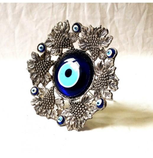 Hand made Glass evil eye Table Decor